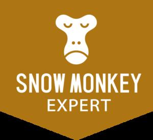 SNOW MONKEY EXPERT
